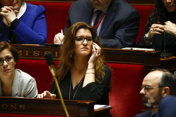 Marlène Schiappa nommée Ministre déléguée à la citoyenneté auprès du Ministre de l'intérieur