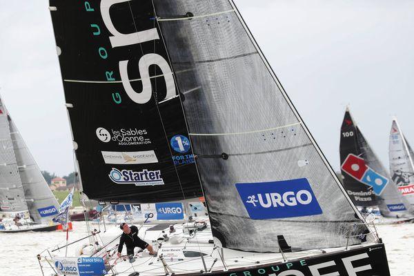 Le départ de la course Urgo-Figaro 2019 sera le 1er juin à Nantes.