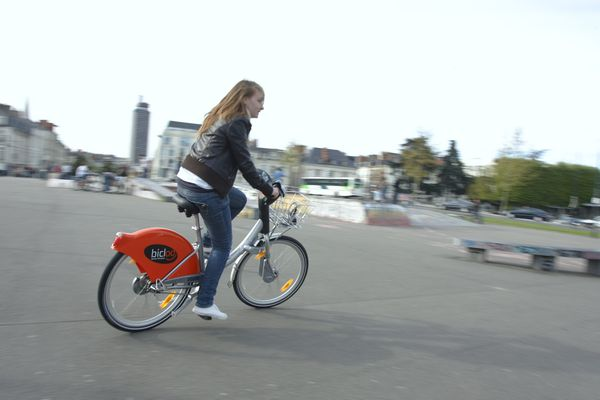Le vélo, le prolongement mécanisé de la marche à pied...