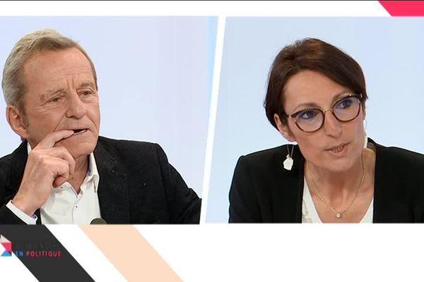 """Alain Carignon face à Maud Tavel, c'est ce dimanche 10 mars à partir de 11h 30 dans """"Dimanche en Politique"""" sur France 3 Alpes"""