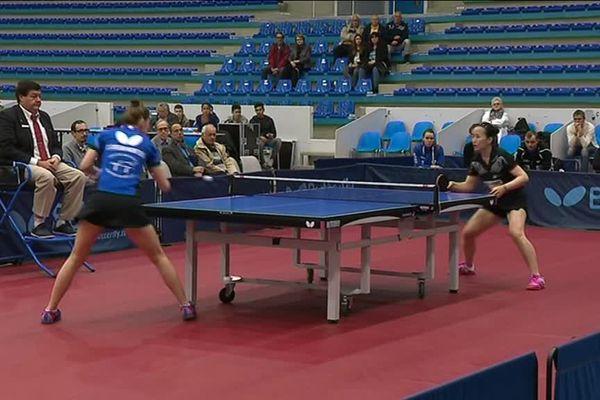 Tennis de table Saint-Quentin/grand Quevilly