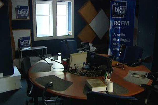 12/03/15 - Grève à Radio France: les programmes de France bleu RCFM perturbés