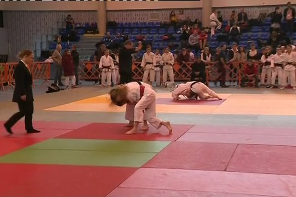 La Picardie compte 20 000 judokas licenciés
