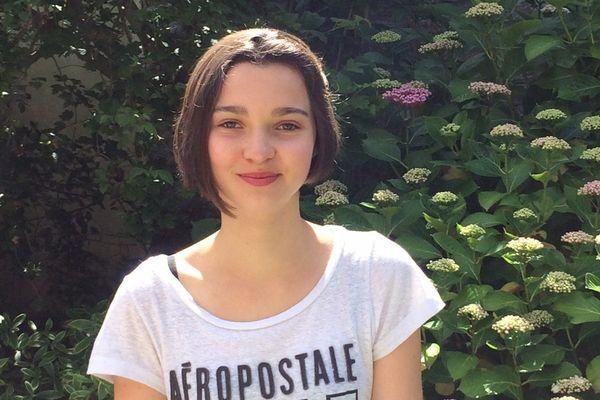 A 16 ans, Jeanne Tous s'apprête à entamer des études supérieure pour devenir (peut-être) ingénieur.