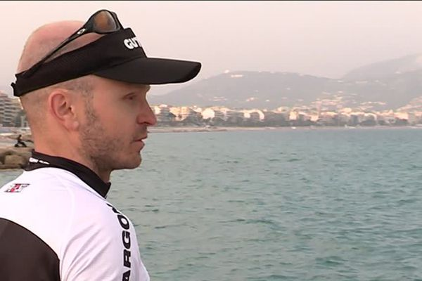 Jonathan Drutel à Nice, pour un nouveau défi.