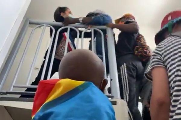 L'adjointe Fadilla Benamara, agressée alors qu'elle tente d'empêcher une intrusion dans une salle de la mairie