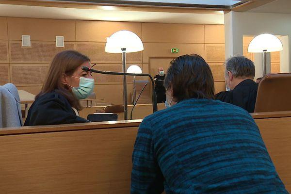 Alexandre Verdure devant la cour d'assises du Doubs