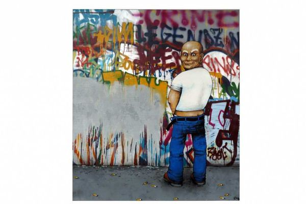 "Dran, "" Mr Propre"" (Mr Clean / Don Limpio), 2011"
