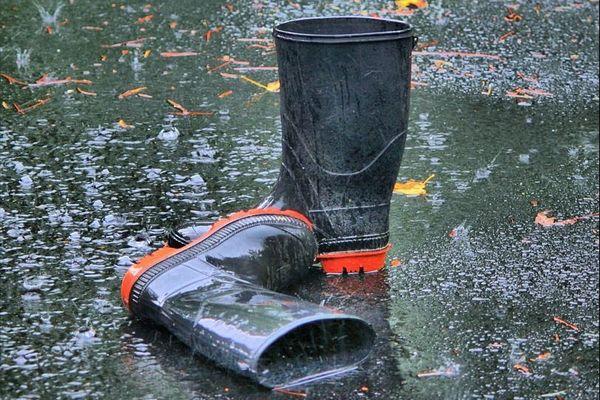 """""""La pluie ? Plein les bottes !"""""""
