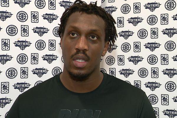Soriah Bangura, l'un des joueurs du PB 86