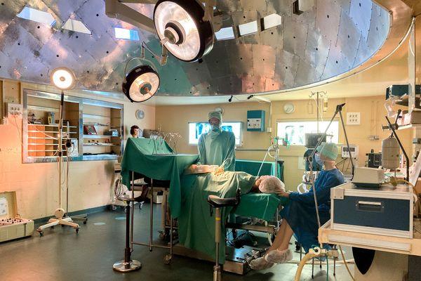 Le musée d'anesthésie et de techniques médico-chirurgicales à Besançon