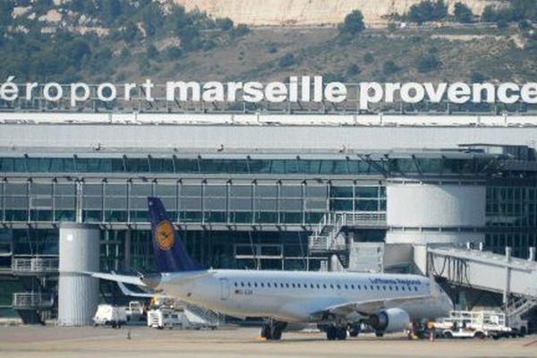 20% des vols annulés à l'aéroport Marseille-Provence