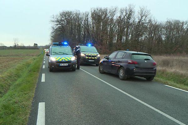En janvier 2021, les gendarmes avaient pu immobiliser la conductrice après sa course folle et meurtrière.