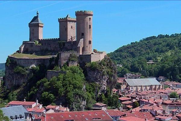 Le château de Foix a notamment rouvert ses portes.