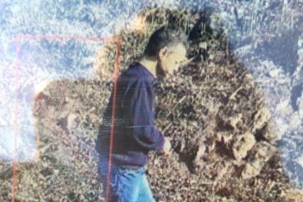 Ajaccio - Une photo extraite de la videosurveillance de l'homme de 62 ans porté disparu du centre hospitalier de Castelluccio.