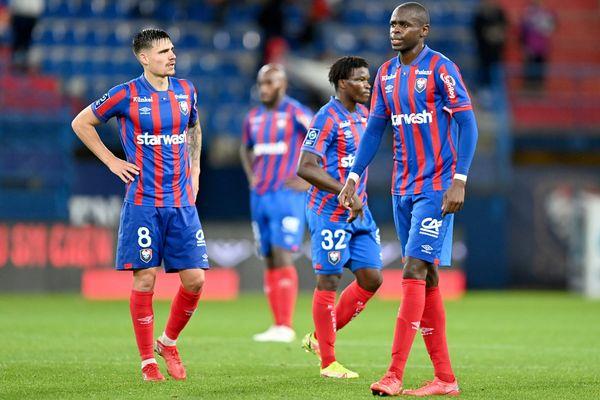 Le Stade Malherbe s'est de nouveau incliné à domicile face à Valenciennes ce samedi 2 octobre au stade d'Ornano