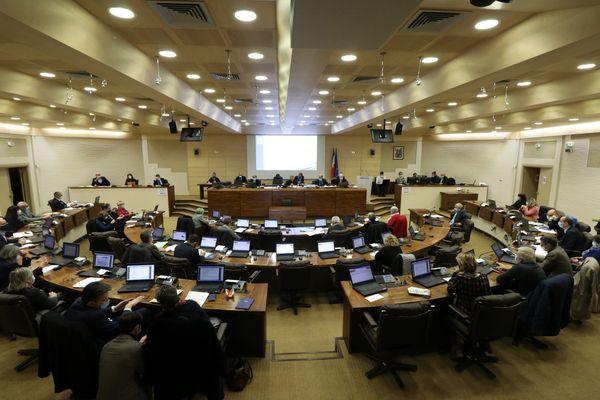 Rodez : Une cession du conseil départemental de l'Aveyron - 2021.