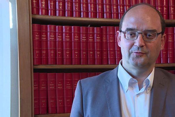 Laurent Czernik, le procureur de la République de Montauban, ouvre un compte Twitter pour mieux communiquer sur les actions de la justice.