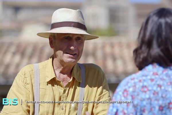 François Mitjaville président du festival Philosophia