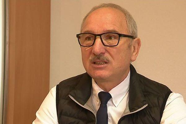 Philippe Bérad, patron de SMB