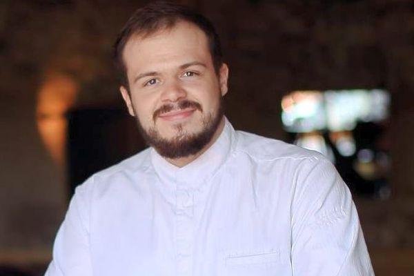 Clément Guitton, le jeune chef de la Colline du Colombier à Iguerande (71)