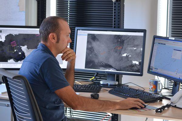 Toulouse - Une quinzaine de personnes va travailler 24 heures sur 24 pour cette plateforme dédiée à la Marine nationale. juin 2021.