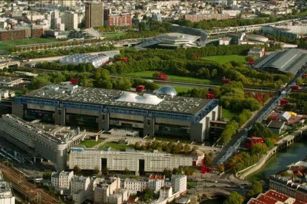 Le Parc de La Villette, né il y a 35 ans, est le plus grand espace vert de la capitale.