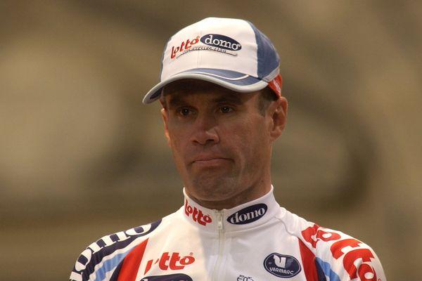 Serge Baguet en 2003.