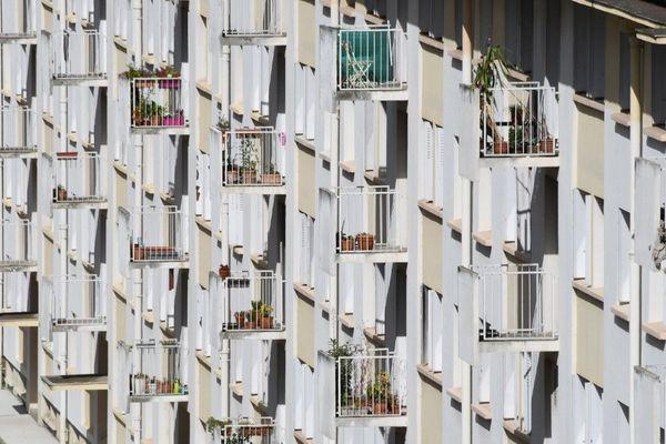 Logements à Toulouse (Haute-Garonne).