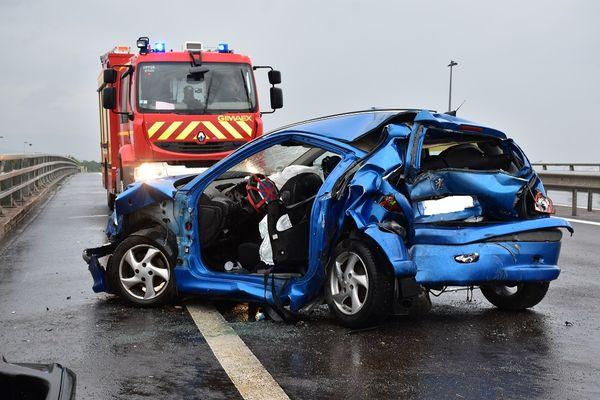 Un accident mortel s'est produit lundi 21 juin dans le Haut-Rhin à hauteur deKingersheim, au niveau du pontdu Kaligone.