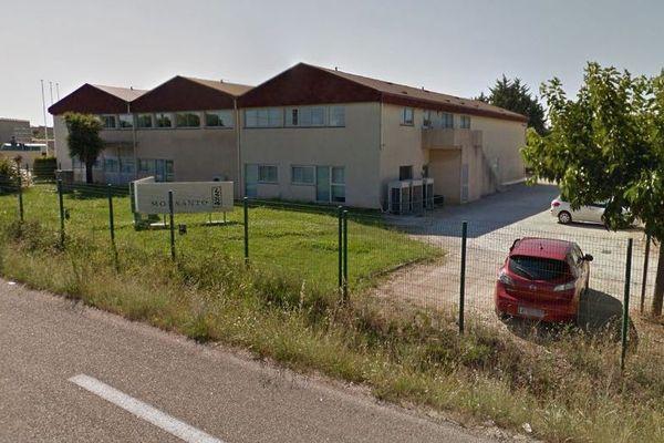 Nîmes - le site Monsanto de production de semences potagères - archives