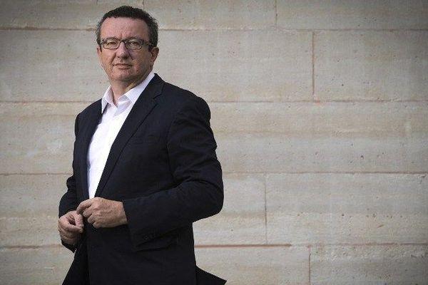 """Christian Paul, député PS de la 2e circonscription de la Nièvre, porteur de la motion B des """"frondeurs"""" et de l'aile gauche"""