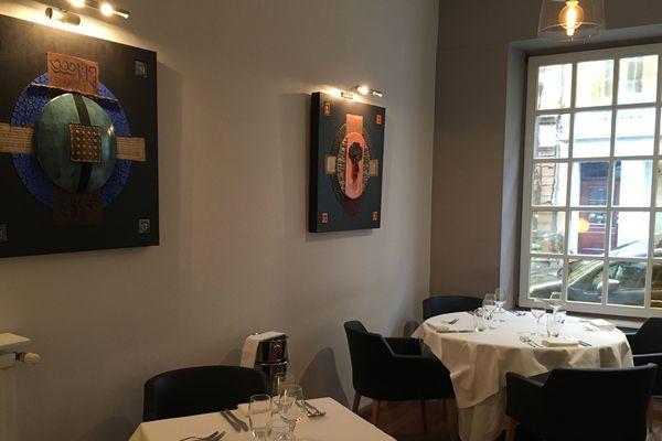 Le restaurant étoilé propose un menu à moins de 30 euros.