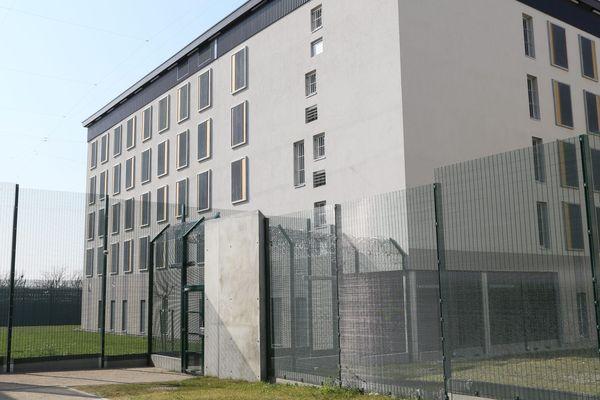 Nouveau bâtiment de la prison de Luynes