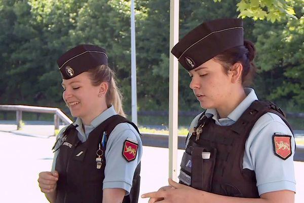 La gendarmerie sait aussi faire dans la prévention douce plutôt que la répression dure...