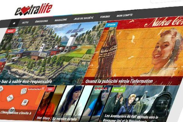 Huit anciens salariés de jeuxvideos.com ont décidé de ne pas quitter Aurillac et de lancer un nouveau site dédié aux jeux vidéos et aux jeux de société.