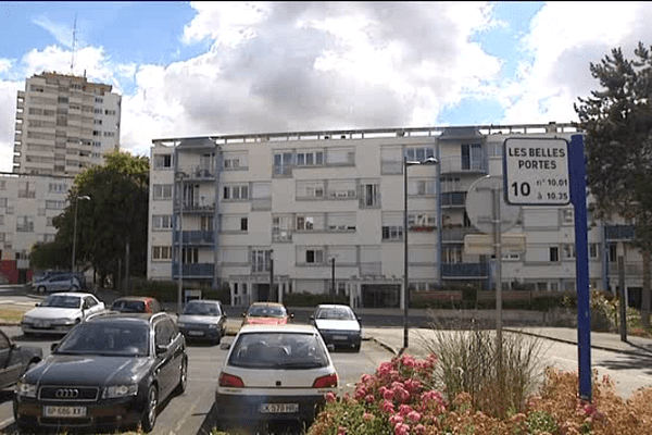 Quartier des Belles Portes à Hérouville-Saint-Clair