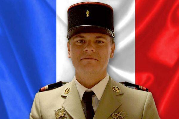 Le caporal-chef de 1ere classe Mickaël Vandeville