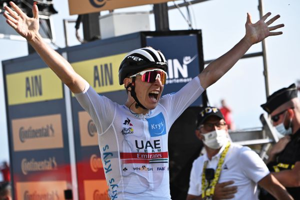 15e étape du Tour de France: Tadej Pogacar s'impose au Grand Colombier