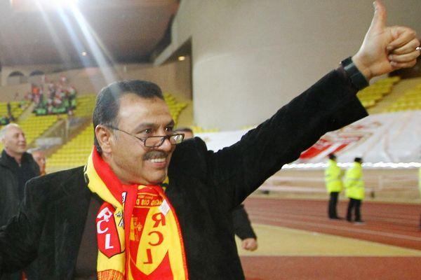 Hafiz Mammadov remis en selle ?