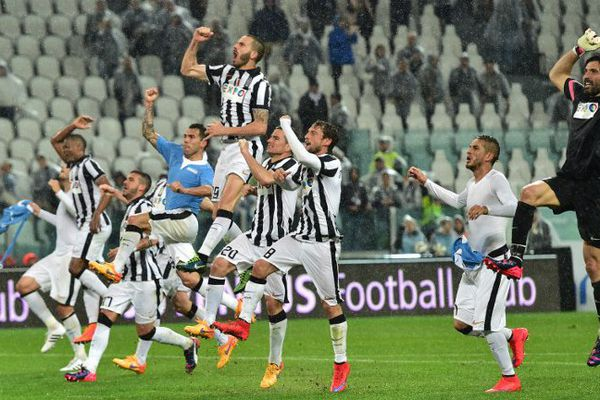 Les joueurs de la Juve se sont rapprochés du titre.