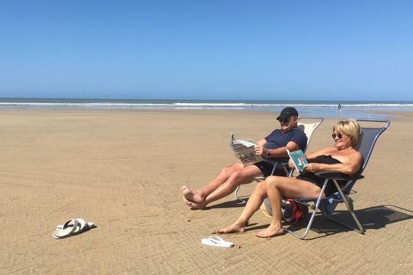Les professionnels du tourisme espèrent le retour des estivants sur le littoral