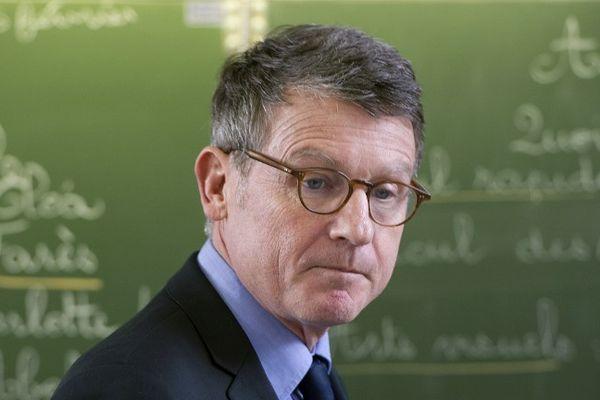 Vincent Peillon, ministre de l'Education nationale, le 15 février dernier.
