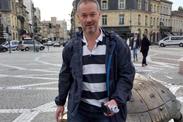 Sylvain Lebail a disparu depuis le 31 décembre.