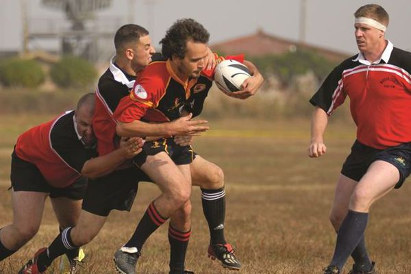 Pourquoi le rugby en est-il arrivé à ce degré d'intensité physique ? Réagissez en direct pendant Disputandum sur France 3 NoA le mercredi 9 janvier 2019 à 21h.