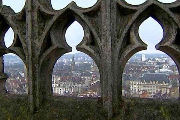 """La ville de Dijon a longtemps été surnommée """"la belle endormie"""""""