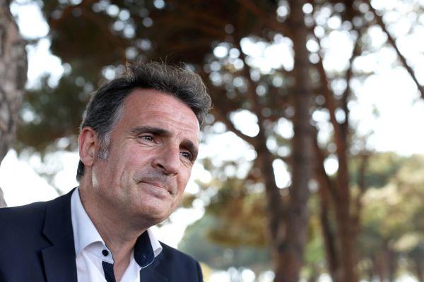 Eric Piolle, le maire EELV de Grenoble.