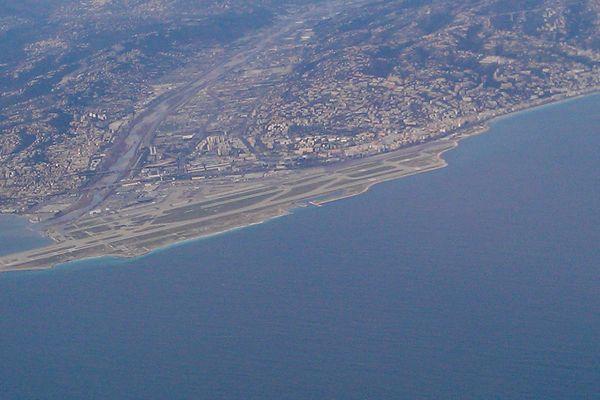 Aéroport de Nice Côte d'Azur (Archives)