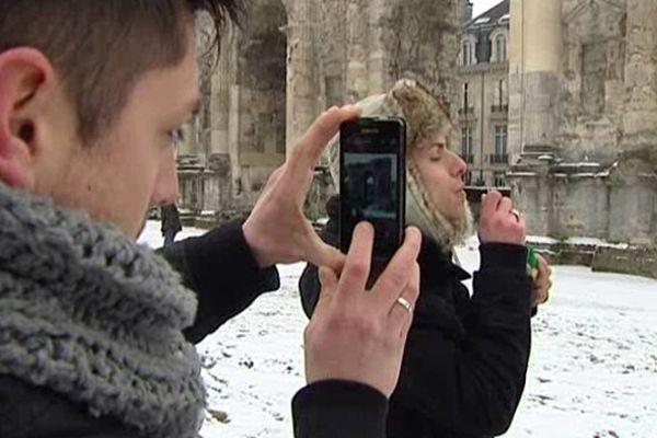 Photowalk avec les utilisateurs d'Igersreims.