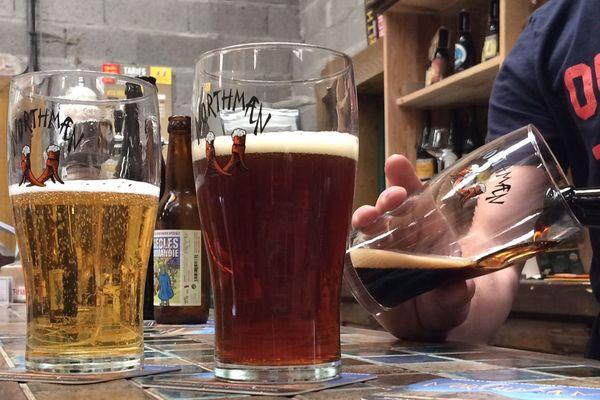 La bière boisson préférée des Normands en 2017